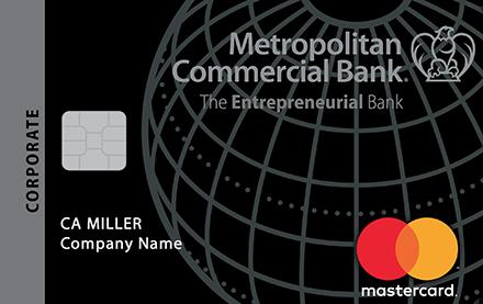 Cash management card services MCB Mastercard image